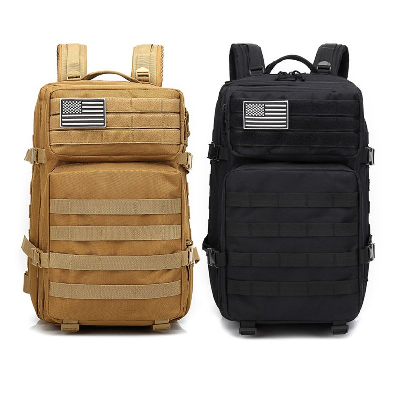 42L Military Tactical Backpack Large Assault Pack 3 Day Army Rucksacks Molle Bug Out Bag Outdoors Hiking Daypack Hunting pack42L Military Tactical Backpack Large Assault Pack 3 Day Army Rucksacks Molle Bug Out Bag Outdoors Hiking Daypack Hunting pack
