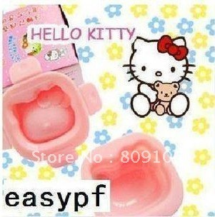 Wholesale ,Hello Kitty lovely shape rice mold / sushi   mould/egg mould