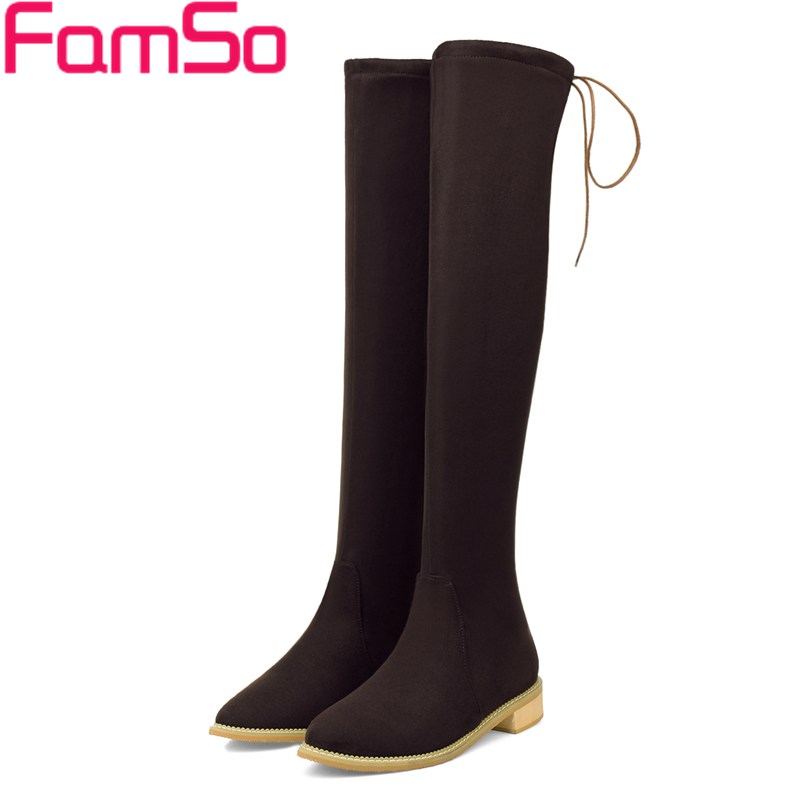 Thigh High Boot Tops Promotion-Shop for Promotional Thigh High