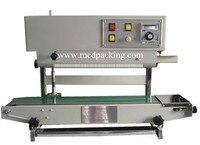 FR900 Vertical Plastic Film Sealing Machine+Date Printing+Seal Belt