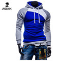 2016 Winter Autumn Mixed colors Hoodies Men Fashion Brand Pullover Sportswear Sweatshirt Hooded Mens Tracksuits Plus Size 4XL 69