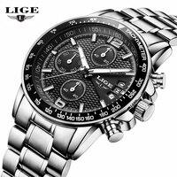 Relogio Masculino 2016 OTS Digital Watches Men Sports 50M Waterproof Quartz Large Dial Military Luminous Wristwatches