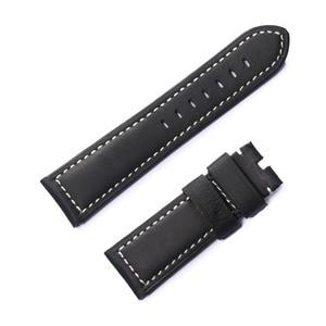 Image 1 - שונית טייגר/RT הספורט שעונים צפו בנד עבור גברים שעון עור חום השחור רצועה עם אבזם RGA3503 RGA3532