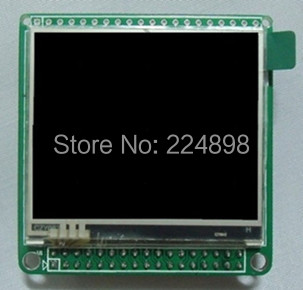 2.4 inch 262K TFT LCD Horizontal Screen Module with Touch Panel ILI9342 Drive IC 12864 Interface 240*320