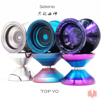 TOPYO Selene YOYO new colors 7003 Aluminum alloy metal yoyo