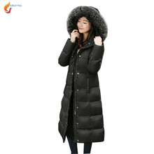 Winter Women Cotton Jacket 2017 New Women Slim Padded cotton Jacket coat Womens Clothing High Quality warm outwear AD97 JQNZHNL