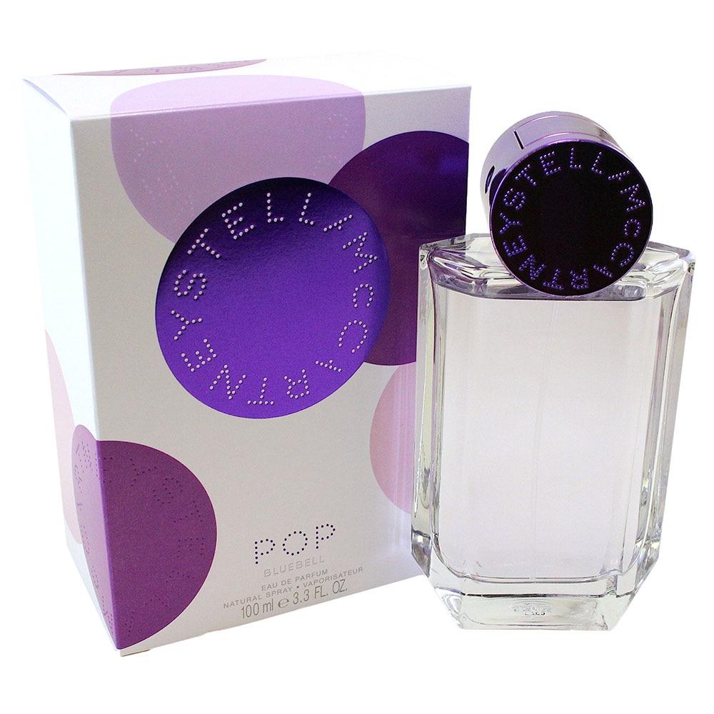 Stella Mccartney Pop Bluebell Eau De Parfum Spray 3.3 Oz. / 100 Ml for Women цена 2017