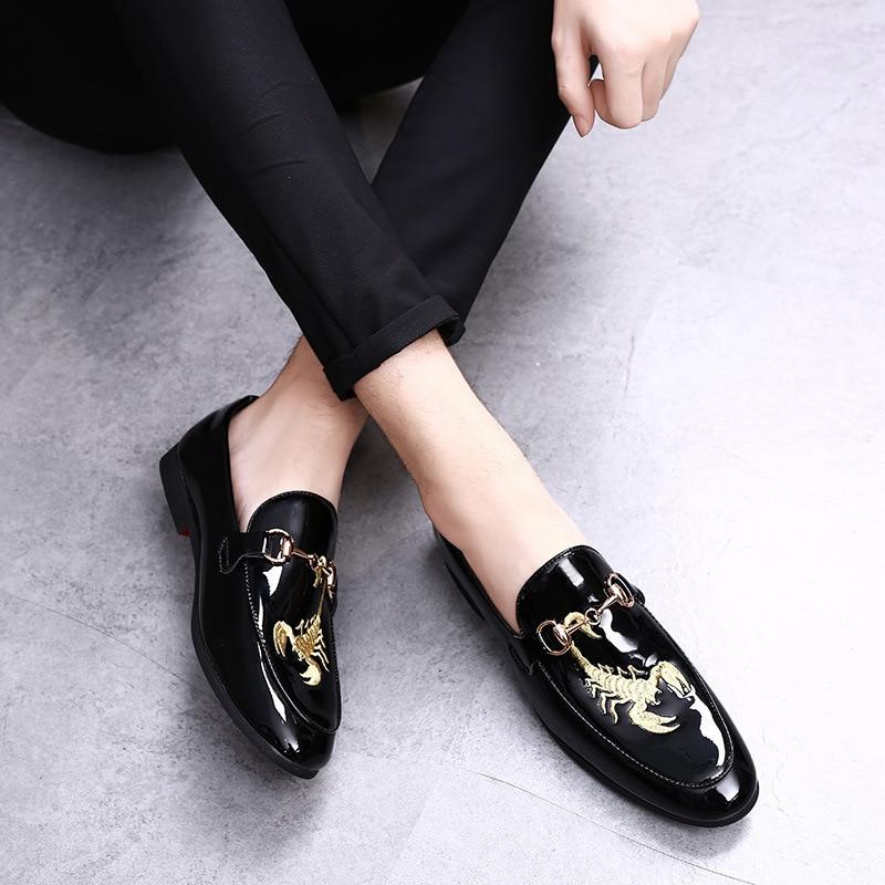 Новые рубашки RUIDENG людей одевают - Мужская обувь - Фотография 2