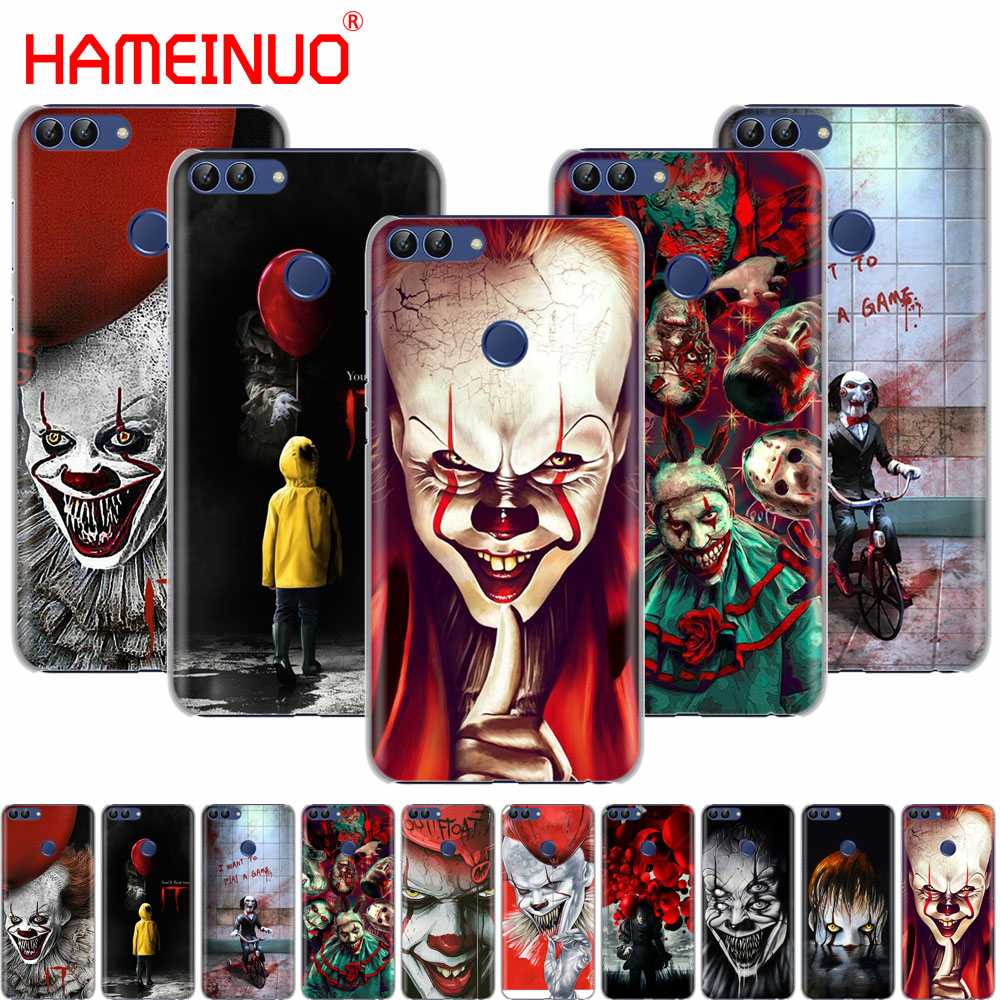 HAMEINUO Cell-Phone-Cover-Case Horror Huawei Honor For 7C Y5 Y625 Y635 Clown IT Y7 The