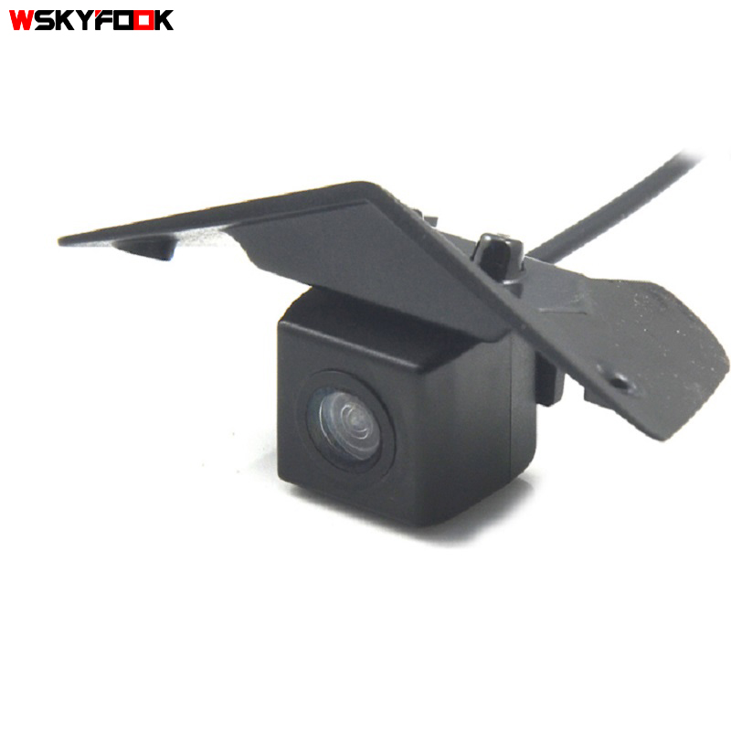 CCD Car Front View vehicle Logo Camera for Benz Mercedes Vito Viano A B C E G GL SLK GLK SL R GLA CL CLA AMG Brand Mark Camera комплект наклеек на колесные диски разные цвета chn для geely atlas 2018