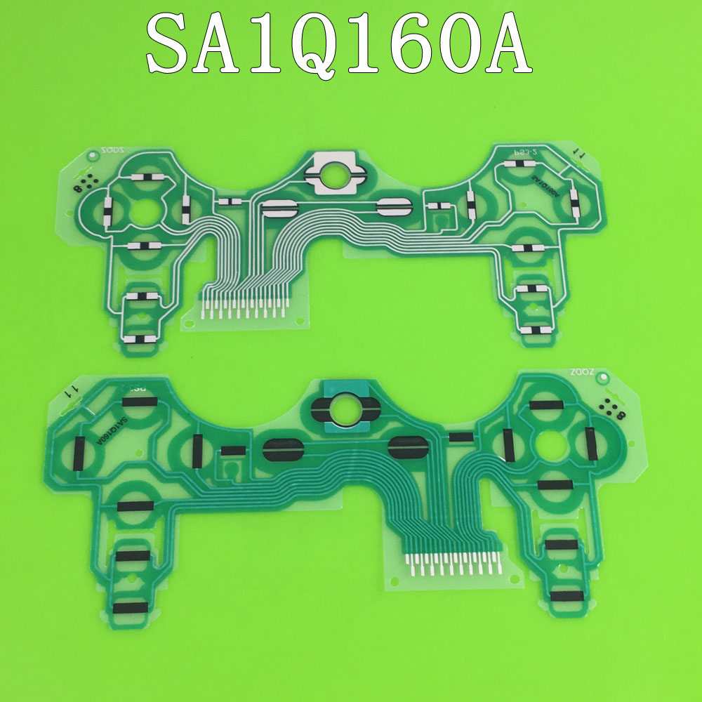 New Sa1q160a Ribbon Circuit Board Film For Sony Ps3 Joystick Flex Quality Flexible Boards Sale Cable Conductive Playstation 3 Replacment