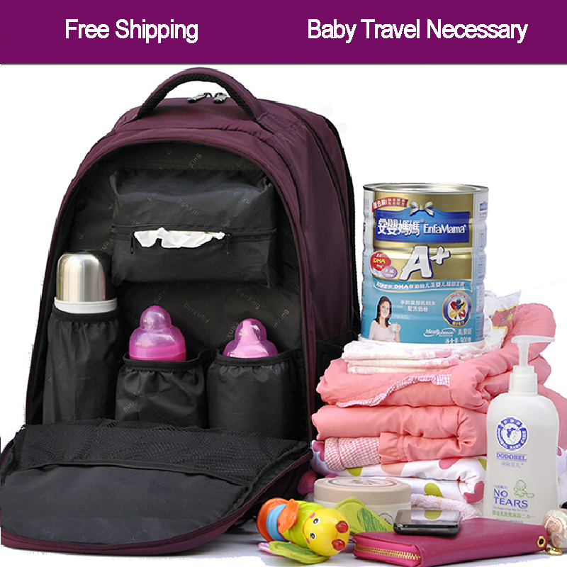 Mummy Bag Shoulders Multifunctional Backpack Pregnant Women Large Capacity Ny Baby Diaper Bags Bolsa De Para Bebe In From Mother