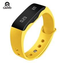 CAINO Reloj Del Deporte de Fitness Al Aire Libre Llamada de Recordatorio Relojes Pantalla LED Reloj Digital Reloj de Pulsera Deportivo Para Iphone
