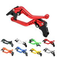 Motofans 2pcs New Motorcycle Racers CNC Aluminum Brake Clutch Levers With Adjuster For HONDA ST 1300