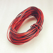 100m 200m 300m 500m 590m  20awg 985ft  Extension Cable Wire Cord for Led Strips Single Colour 3528 2835 5050 5630