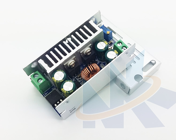 DCDC регулируемый Шаг вниз 15A высокое Мощность 48 В превратить 24 В модуль преобразователя