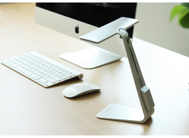 Creative bedside / bedroom / read /USB touch type rechargeable desk lamp