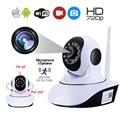 Draadloze WiFi IP Camera 1280*720 HD Huishouden Babyfoon TF Card Record Audio Video Surveillance Camera Plug en spelen