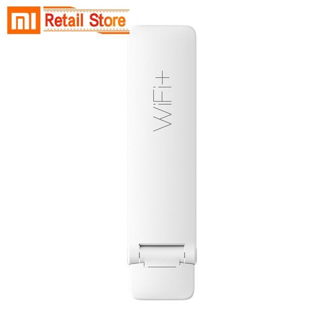 US $8 99  Original Xiaomi Mi WIFI Repeater 2 Amplifier Extender 2  Amplificador Universal Router Signal Expander Roteador For Mi Router-in  Wireless