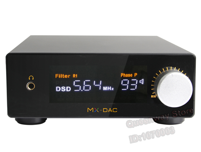 In Ultra Low Phase Noise Dual Uhr 32bit/384 Khz Dsd512 Dac üBerlegene QualitäT R-090 Mx-dac Doppel Ak4497 Fpga Dac