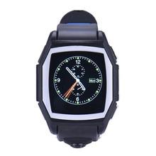 GT68 Bluetooth 4,0 Smartwatch Für Android IOS Smart Uhr auf Handgelenk GPS Anruf Remender Unterstützung Mult Sprache 1,54 zoll Touch bildschirm