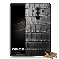 Luxury Genuine Crocodile Belly Skin Case For Huawei Mate 10 Mate 10 Pro Cover Original Crocodile