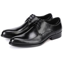 Moda sapato de bico fino vermelho vinho/preto sapatos de negócios dos homens vestido sapatos de couro genuíno dos homens formais sapatos de casamento