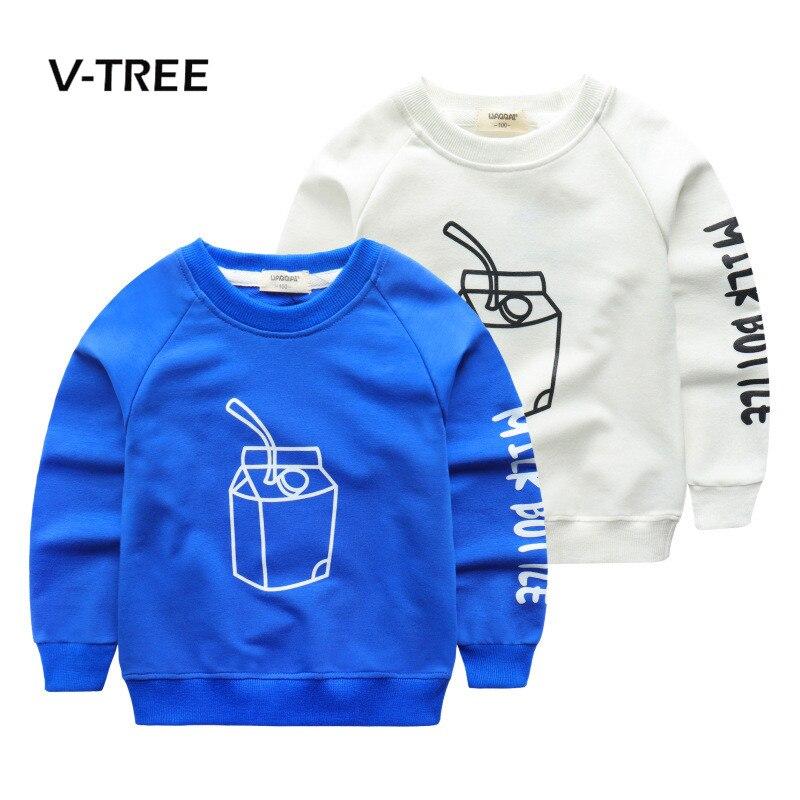 חדש האביב ילדים חולצת טריקו עבור בנים - בגדי ילדים
