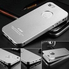 Ultrathin Aluminum Case For iPhone 5 5S