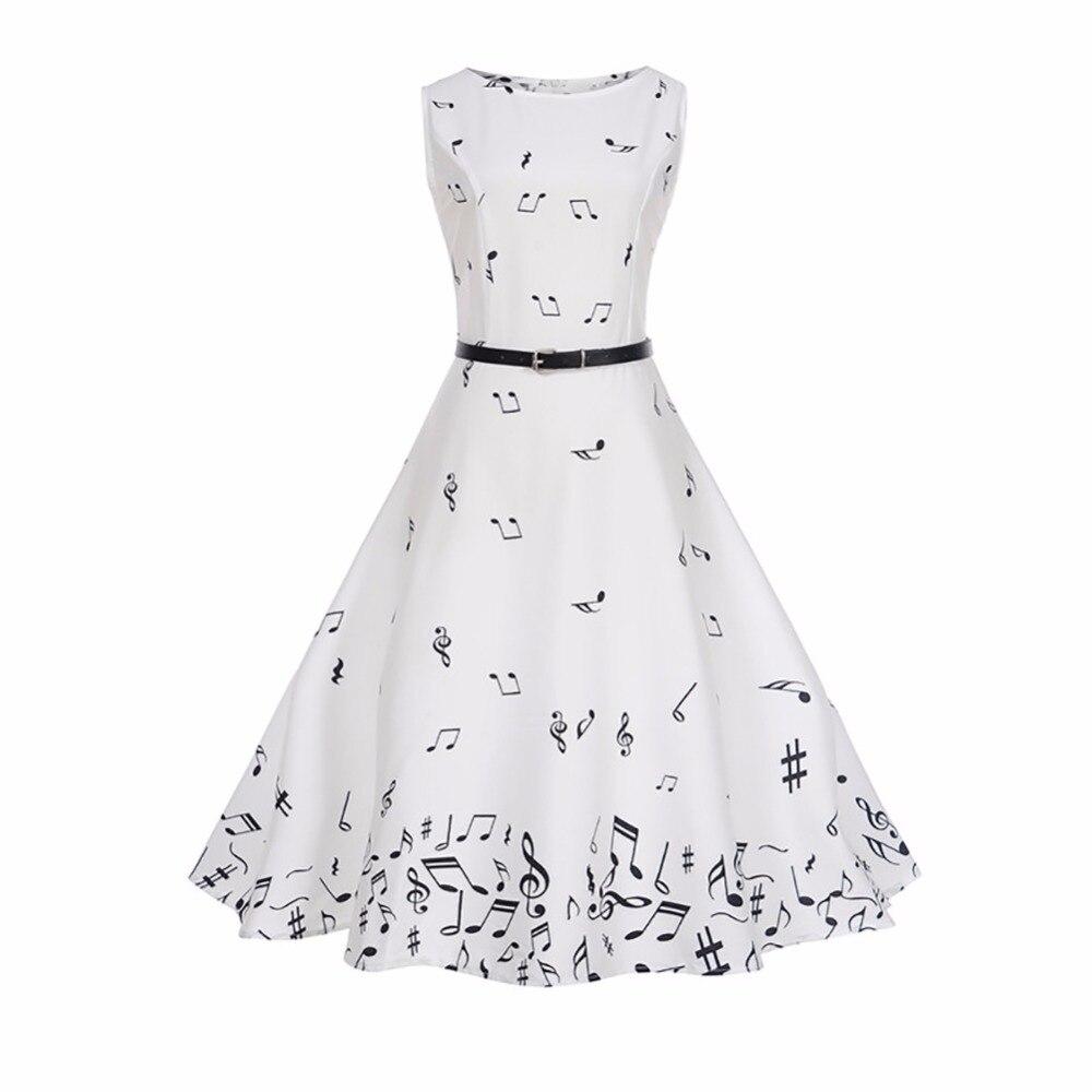 Audrey hepburn vintage kleid