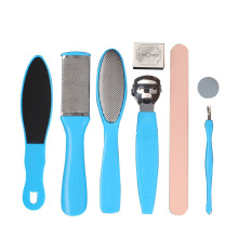 Manicure Foot Care File Set Dead Hard Skin Callus Remover Scraper Pedicure Rasp Tools Feet Tool Kit Stainless