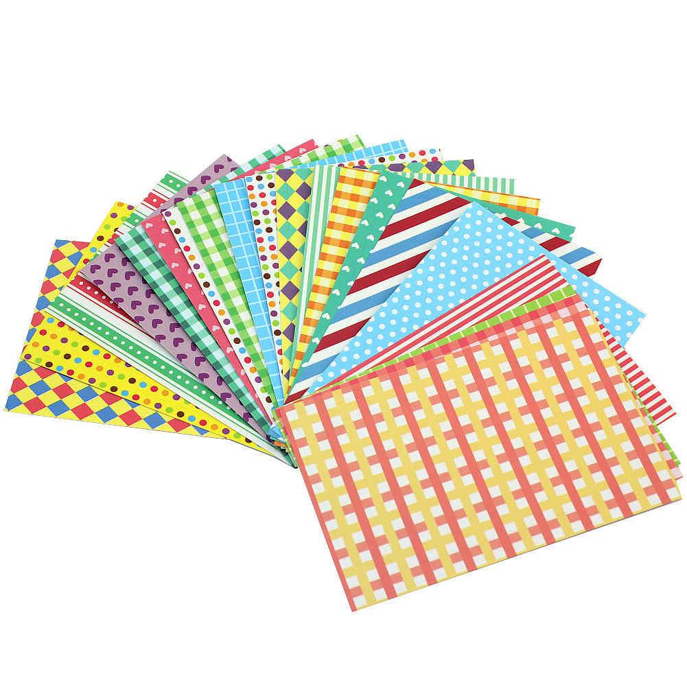 20 pçs/lote 2017 moda multicolorido mini papel photo frame filme adesivos para fujifilm instax polaroid diy decoração 9x6cm 3 estilo