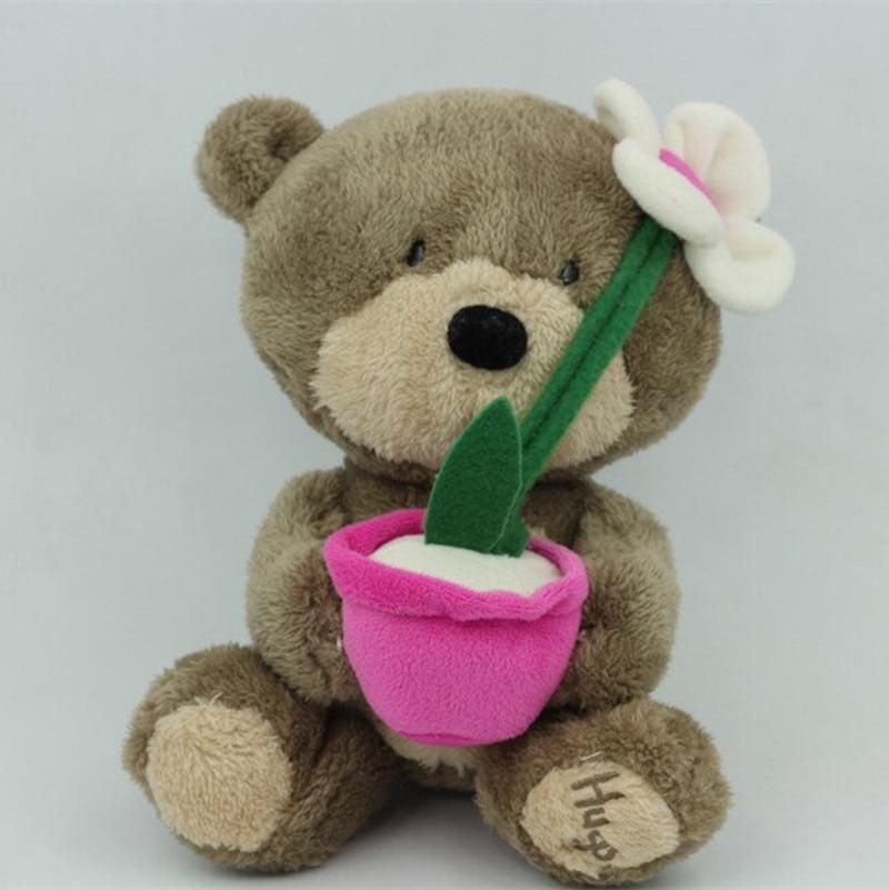 Cartoon Cute Teddy Bear Plush Dolls Toy Bear Plush Toys Soft Dolls Chirstmas Kid Gift Birthday Present High Quality