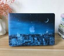 Защитный жесткий чехол для ноутбука смарт с клавиатурой apple