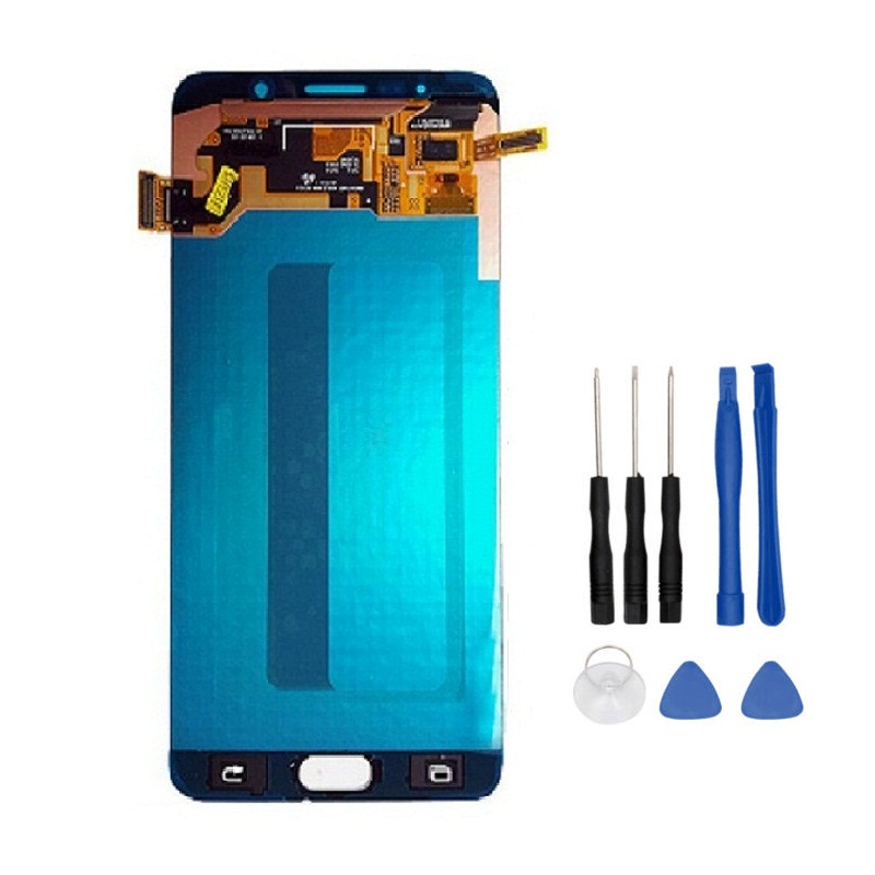 Super AMOLED LCD per Samsung Galaxy Note 5 Note5 N9200 N920T N920A N920I N920G Display LCD Touch Screen Digitizer Assembly + strumentiSuper AMOLED LCD per Samsung Galaxy Note 5 Note5 N9200 N920T N920A N920I N920G Display LCD Touch Screen Digitizer Assembly + strumenti