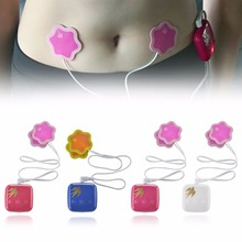 2017 New 1 Set Multifunctional Menstrual Analgesic Pains Relief Body Slimming Massage Charged Device Dysmenorrhea Health Beauty