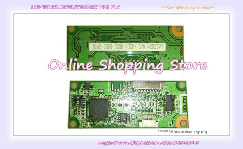 7-Line Touch Screen Controller N16B-0558-0280 (02A) S/N W202367 [sa] fujitsu 7 line touch screen controller n16b 0558 0280 02a w202367 s n 3pcs lot