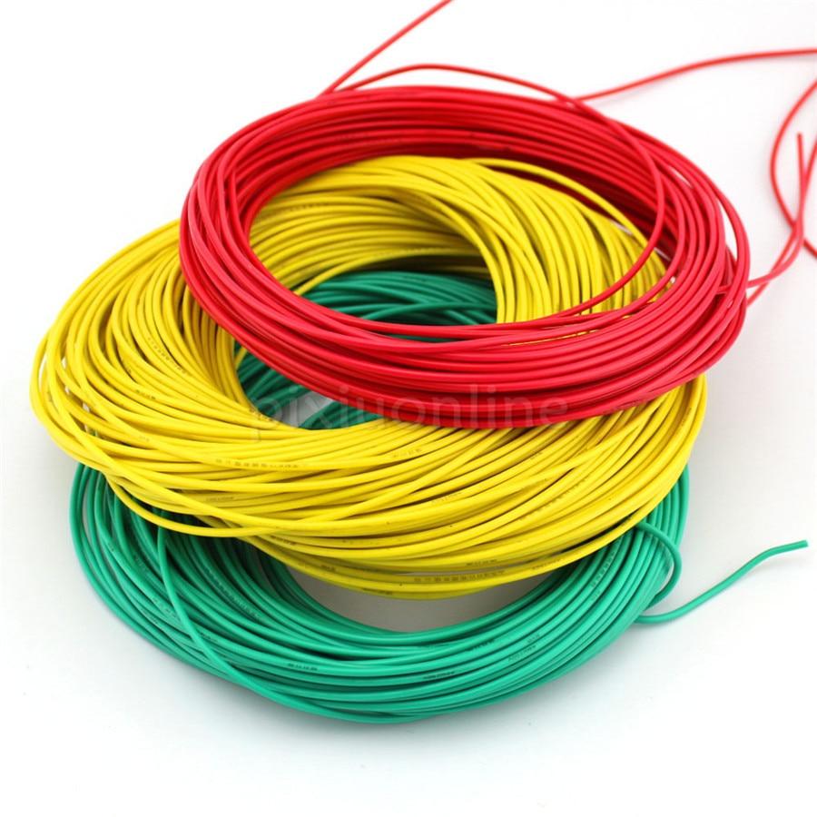 1meter/pack J355 Diameter 2mm Multi Color Conductor Model Thin ...