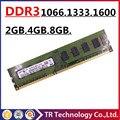 Продвижение 2 ГБ 4 ГБ 8 ГБ 16 ГБ pc3-10600 DDR3 1066 1333 1600 pc3-8500 pc3-12800 DIMM Памяти Ram Memoria для Настольных ПК Compute