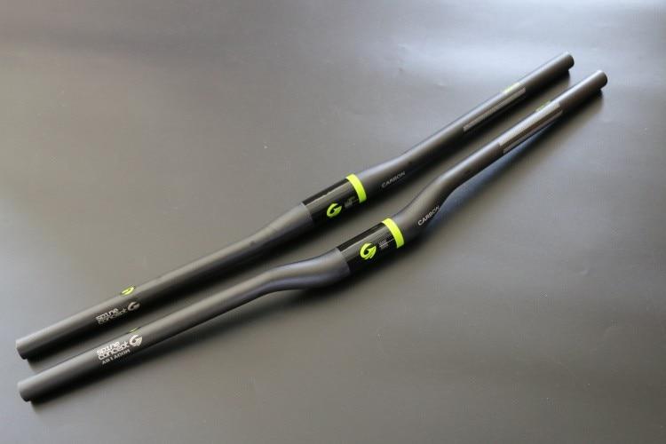the newest ASIACOM UD matte Carbon Fibre MTB Flat/Rise