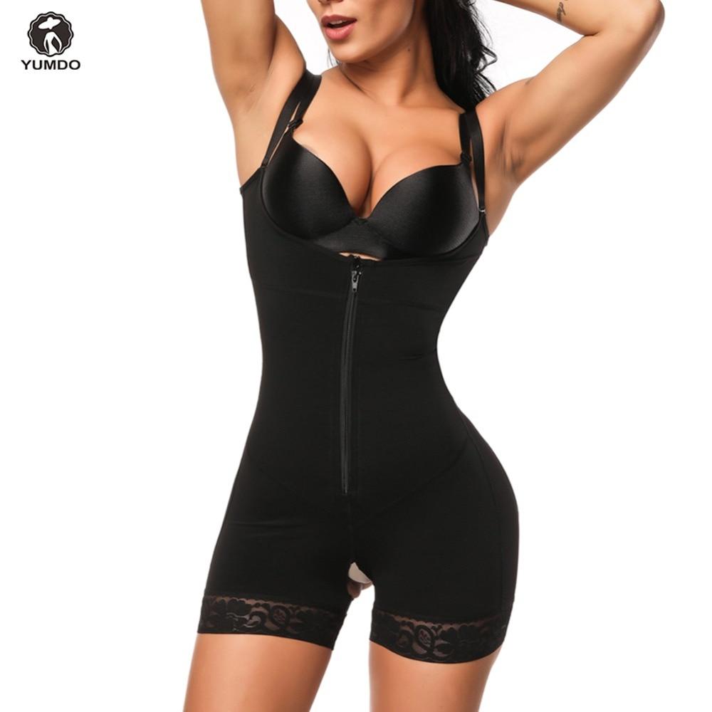 Waist trainer Shapewear waist Slimming Shaper Corset Slimming Briefs butt lifter modeling strap body shapers underwear women(China)