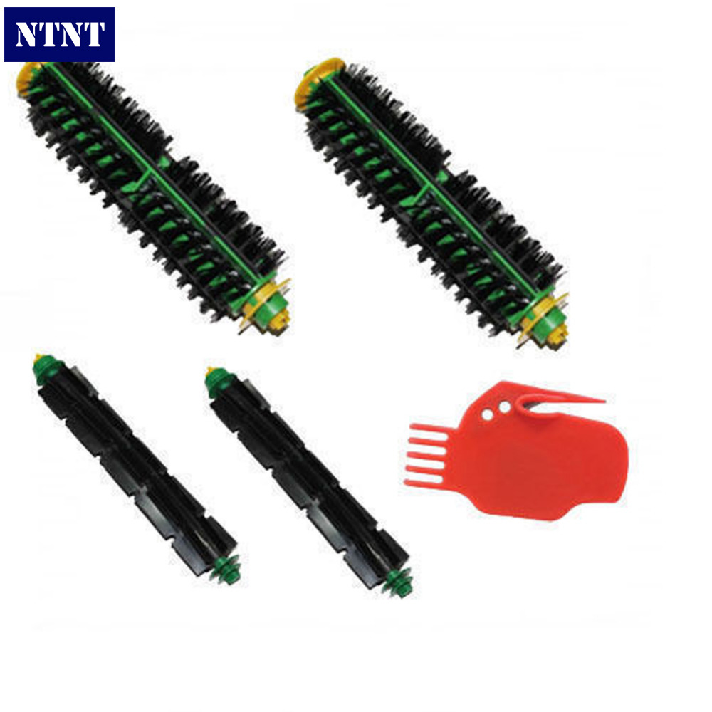 NTNT Free Post New Bristle + Flexible Beater Brush + Free Tool pack for iRobot Roomba 500 Series ntnt free post new beater