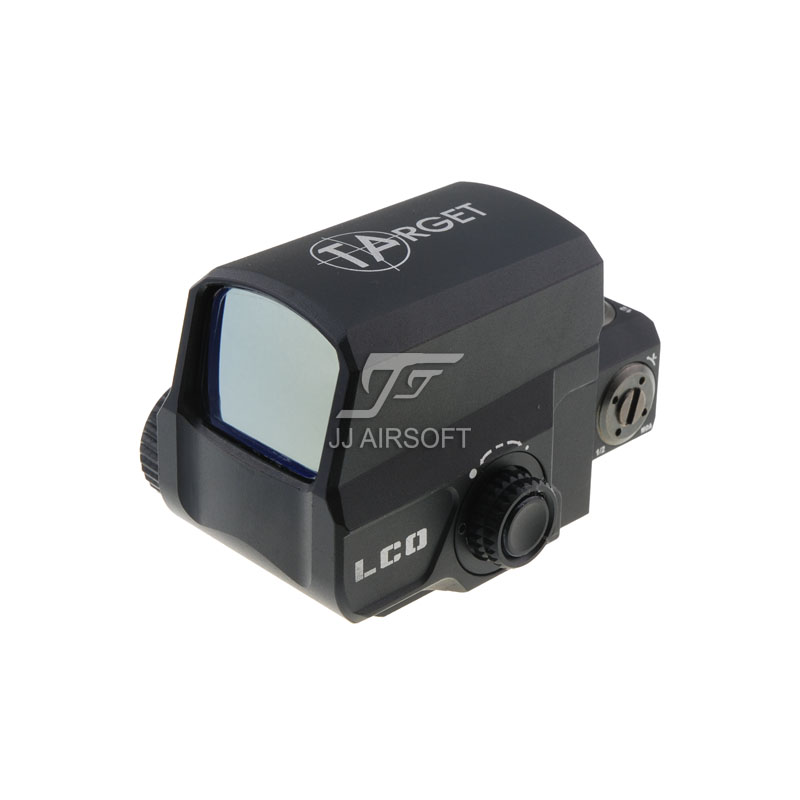 TARGET LCO Red / Green Dot Sight (Black)