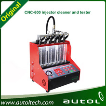 maintenance and cleaning tool CNC600 equipped with various adaptors and couplers CNC600 Injector Cleaner and Tester