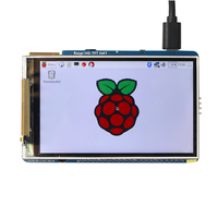 New arrival 3.5 inch Raspberry Pi 3 LCD 480*320 Raspberry pi display screen also support for Raspberry pi 2 model B /B+