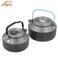 APG ultralight 1200 ml camping waterkoker of 700 ml outdoor camping wandelen cookware