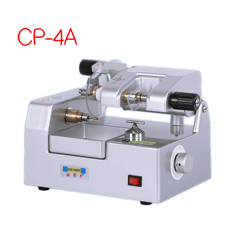 Coupeur optique de lentille de CP-4A coupant la fraiseuse sans coupe de l'eau a importé le coupeur à grande vitesse 110 V/220 V 70 W 1 PC - 2