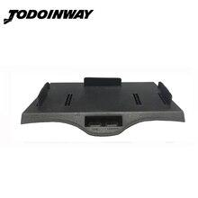 Автомобиль Ци Беспроводное зарядное устройство держатель телефона центральной консоли зарядный чехол Аксессуары для BMW 5 6 серии F10 G30 F38 525i для iPhone