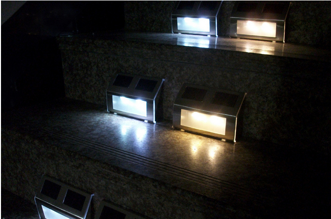 Outdoor Solar Garden Lights Solar light lawn led corridor lights solar garden lamp wall light solar light lawn led corridor lights solar garden lamp wall light outdoor lighting free shipping by singapore post 2 pieceslot in solar lamps from lights workwithnaturefo