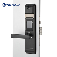 Mejor Novedad inteligente con cerradura de puerta reconocimiento Facial pantalla táctil digital cerradura de puerta inteligente